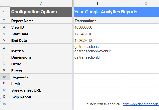 Extend Google Analytics: Use Transaction Data to Create a Revenue