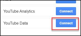 Import YouTube API Data to Google Sheets [2019] | API Connector